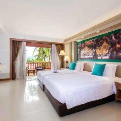 Отель Novotel Phuket Resort 4* Номер Делюкс с 2 отдельными кроватями фото 3