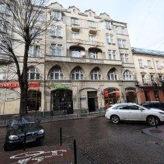 Гостиница Aparthotel Cozy in Center парковка