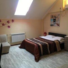 Гостиница Ласточкино гнездо Студия Эконом с разными типами кроватей