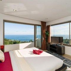 Отель Villa Sea View Таиланд, Самуи - отзывы, цены и фото номеров - забронировать отель Villa Sea View онлайн комната для гостей фото 5