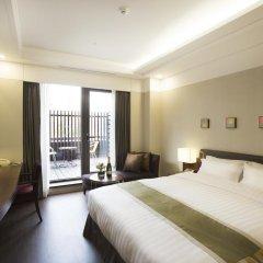 Best Western Premier Seoul Garden Hotel 4* Стандартный номер с двуспальной кроватью фото 4