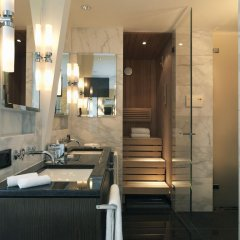 Отель The Dolder Grand 5* Люкс Делюкс с различными типами кроватей фото 4