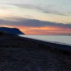 Отель Camping La Pineta Порто Реканати пляж