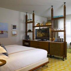 Отель The Confidante - in the Unbound Collection by Hyatt 4* Люкс с различными типами кроватей фото 2