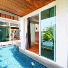 Отель Villa Alia бассейн фото 3