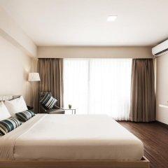 Samran Place Hotel 3* Улучшенный номер с различными типами кроватей фото 5