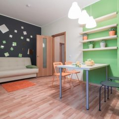Апартаменты Максим Апартаменты с различными типами кроватей фото 33
