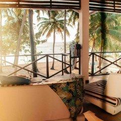 Отель Cokes Surf Camp Остров Гасфинолу пляж фото 2