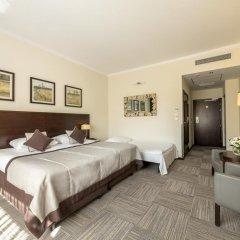 Europeum Hotel 3* Стандартный номер с двуспальной кроватью фото 16