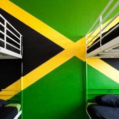 Hostel & Surfcamp 55 Кровать в общем номере двухъярусные кровати фото 8