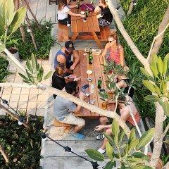 Here Hostel Bangkok бассейн фото 3