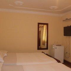 Hotel Loreto 3* Номер Делюкс с различными типами кроватей фото 8