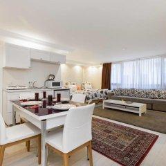 Отель Defne Suites Люкс с различными типами кроватей фото 5