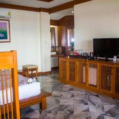 Отель Railay Bay Resort and Spa 4* Коттедж Делюкс с различными типами кроватей фото 4