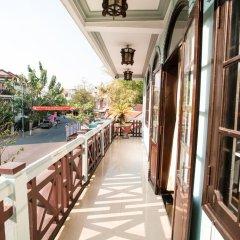 Отель Hoi Pho Кровать в общем номере с двухъярусной кроватью фото 5