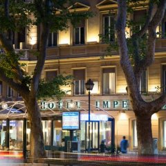 Отель Imperiale Италия, Рим - 4 отзыва об отеле, цены и фото номеров - забронировать отель Imperiale онлайн вид на фасад фото 2