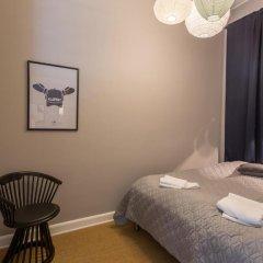 Отель CPH Boutique Hotel Apartments Дания, Копенгаген - отзывы, цены и фото номеров - забронировать отель CPH Boutique Hotel Apartments онлайн комната для гостей фото 3