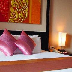 Отель Ramada Plaza by Wyndham Bangkok Menam Riverside 5* Люкс с различными типами кроватей фото 9