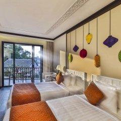Отель Cozy Hoian Boutique Villas 3* Номер Делюкс с различными типами кроватей фото 2