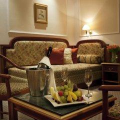 TOP Hotel Ambassador-Zlata Husa 4* Стандартный номер с двуспальной кроватью фото 4