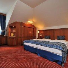 Carlton Hotel Budapest 4* Стандартный номер с различными типами кроватей фото 6