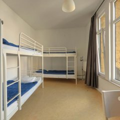Brussel Hello Hostel комната для гостей