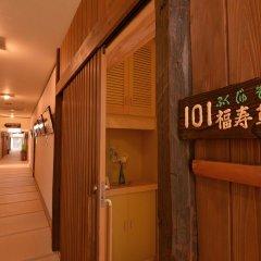 Отель Sachinoyu Onsen Насусиобара интерьер отеля