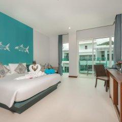 Отель Fishermen's Harbour Urban Resort 4* Номер Делюкс с двуспальной кроватью фото 4