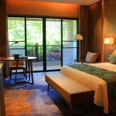 Отель Xiamen Aqua Resort 5* Номер Делюкс фото 7