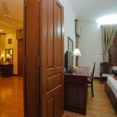 Отель Hoi An Garden Villas 3* Люкс с различными типами кроватей