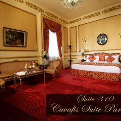 Paradise Inn Le Metropole Hotel 4* Представительский люкс с различными типами кроватей фото 2