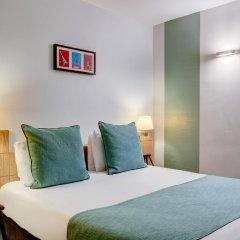 Отель Hôtel Caumartin Opéra - Astotel 3* Стандартный номер с различными типами кроватей фото 7