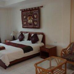 Отель Roof Garden Inn Таиланд, Паттайя - отзывы, цены и фото номеров - забронировать отель Roof Garden Inn онлайн комната для гостей фото 4