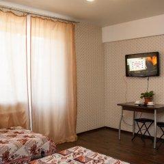 Иркутск хостел на Байкальской Стандартный номер с 2 отдельными кроватями фото 3