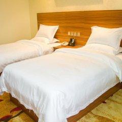 Huaming Hotel International Conference Center 2* Улучшенный номер с различными типами кроватей фото 3