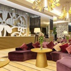 Отель Royal Beach Apartment Болгария, Солнечный берег - отзывы, цены и фото номеров - забронировать отель Royal Beach Apartment онлайн интерьер отеля фото 2