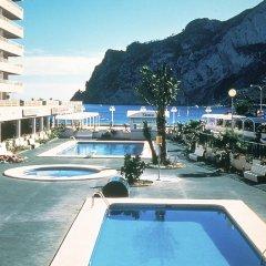Отель Apartamentos Esmeralda Unitursa бассейн