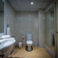 Stamatia Hotel 3* Улучшенный номер с двуспальной кроватью фото 5