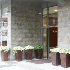 Гостиница CityHotel интерьер отеля фото 2