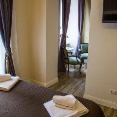 Отель Cavour Forum Suites Стандартный номер с различными типами кроватей фото 6