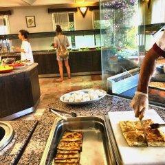 Отель Otel Atrium питание фото 3