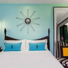 Отель Wave 4* Стандартный номер с различными типами кроватей фото 8
