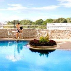 Отель iPavilion Phuket Hotel Таиланд, Пхукет - отзывы, цены и фото номеров - забронировать отель iPavilion Phuket Hotel онлайн бассейн фото 3