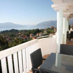 Отель Villa Happy Черногория, Тиват - отзывы, цены и фото номеров - забронировать отель Villa Happy онлайн балкон