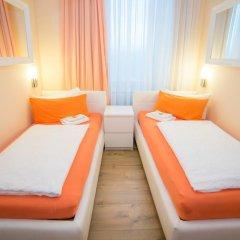 Отель City Guesthouse Pension Berlin 3* Стандартный номер с двуспальной кроватью фото 10