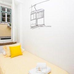 Отель LxWay Apartments Casa dos Bicos Португалия, Лиссабон - отзывы, цены и фото номеров - забронировать отель LxWay Apartments Casa dos Bicos онлайн комната для гостей фото 4
