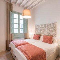 Отель Palacio Cabrera - Lillo Апартаменты с различными типами кроватей фото 3