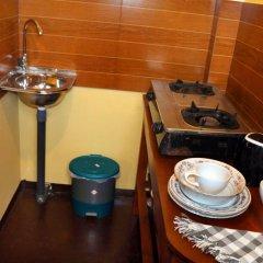 Отель The Green View Yala ванная