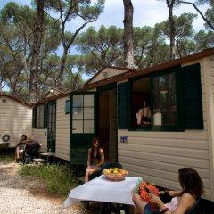 Отель Camping Village Fabulous Бунгало с различными типами кроватей фото 10