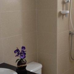 The Silk Hill Hotel ванная